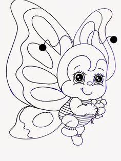 Pintura em Tecido Passo a Passo: Como pintar borboleta