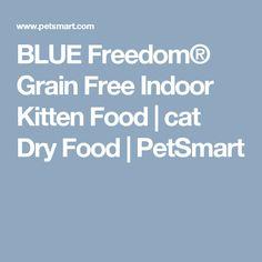 blue freedom grain free indoor kitten food cat dry food petsmart - Scoopfree Litter Box