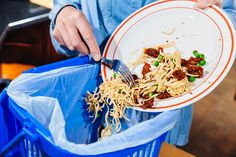 Consumers are being encouraged to waste less food, after new figures from WRAP show that £13bn of edible food was needlessly thrown away from homes in 2015.  #foodwaste #wastenot