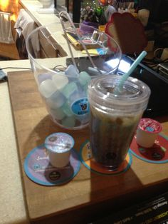 Cool Cup and Ice Bucket from Kureg
