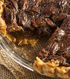 Tried And True Favorite: Classic Pecan Pie