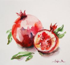 POMEGRANATES FINDS by Orit Bar-Lev on Etsy