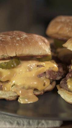 Marcus's Best Burger Ever ~ Recipe | Tastemade