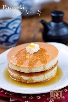 Il y a quelques jours, je suis tombée sur un article de Mamina sur les pancakes japonais (