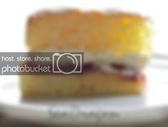 Feather-Light Sponge Cake with Jam & Cream – Corner Café Light Sponge Cake Recipe, Sponge Cake Recipe Best, Sponge Cake Recipes, Cooking Ingredients, Cake Ingredients, Cooking Recipes, Pie Recipes, Tall Cakes, Jelly Cake
