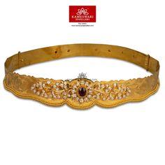 Indian Jewellery Design, Indian Jewelry, Jewelry Design, Gold Waist Belt, Vaddanam Designs, Kids Indian Wear, Waist Jewelry, Work Belt, Gold Bangles Design