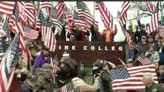 Vets Protested Hampshire College's American Flag Ban and Now It Flies Once More | Truth Revolt