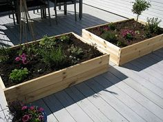 Ideas for my herb garden, DYI