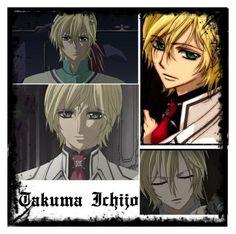 """Takuma Ichigo - Vampire Knight"" by shadow-cheshire ❤ liked on Polyvore featuring women's clothing, women's fashion, women, female, woman, misses and juniors"
