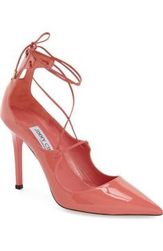 Jimmy Choo 'Vita' Pointy Toe Pump (Women) available at #Nordstrom