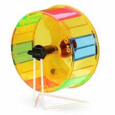 SAM162 Hamster Running Spinner Mouse Flashing Mute Lighting Wheel Pet Toy at Banggood sold out