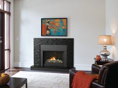 This Medium Sized Fireplace Offers A Wide Range Of Finishing Options To  Suit Any Décor.