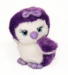 Purple Owl or Purple Penguin