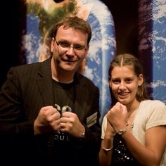 mage by @climate_girl, who back in 2008 promised @earthhourandy that she would continue to fight against climate change if he did too. Five years later, @earthhourandy is still leading Earth Hour's global operations and @climate_girl has her own website to engage and inspire people to become agents of change for the future of our planet. How cool is that? www.climategirl.com.au