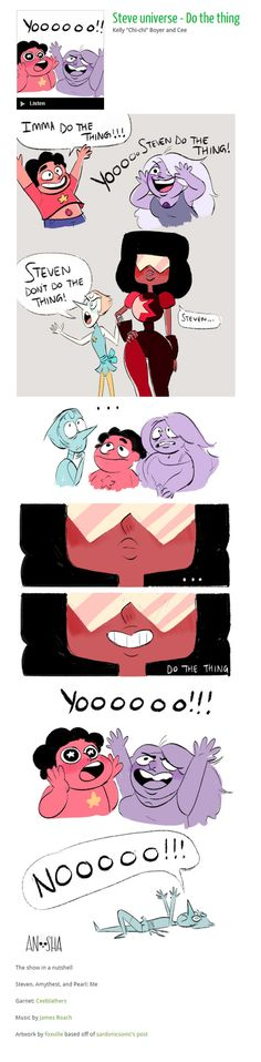 Steven Universe: Image Gallery (Sorted by Views) | Know Your Meme