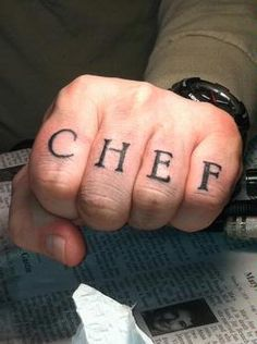 Chef | We Know How To Do It