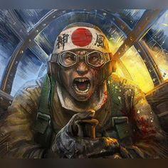 Resultado de imagen para banzai kamikaze