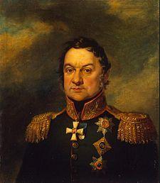 Dmitri Sergueïevitch Dokhtourov ou Doctourov (en russe : Дмитрий Сергеевич Дохтуров) est un général d'infanterie russe (1810) né le 26 octobre 1756 et mort le 14 novembre 1816 à Moscou. Il participe notamment aux campagnes d'Allemagne en 1805, de Russie en 1812 et d'Allemagne en 1813.