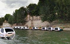 La fabrication des Sea Bubbles, bateaux électriques capables de se soulever hors de l'eau pour réduire la consommation, va commencer et les premiers essais, comme promis, auront lieu sur la Seine
