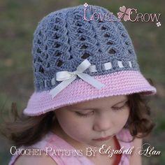VIDA Fashion Crochet: Sombreros