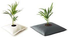 Plant Pot Pillow