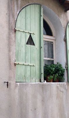 Lovely French window