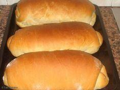 Receita de Pão caseiro - tudo gostoso - (Portuguese) - Homemade Bread