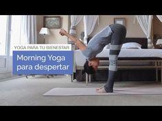 Morning Yoga: Yoga para despertar (10 minutos) - YouTube
