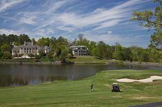 18th Hole TPC Piper Glen Golf Course Charlotte NC