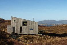 rural design architects: the hen house, isle of skye