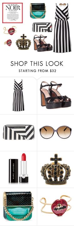 """Marc Jacobs"" by perezbarrios on Polyvore featuring Marc Jacobs and Marc by Marc Jacobs"