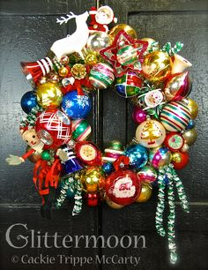 Merry Merry | Glittermoon Vintage Christmas