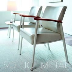 Did you know? KI's Soltice Metal collection has a 2in shallow depth - giving you 2 extra feet of floor space for every 3 rows. @kifurniture
