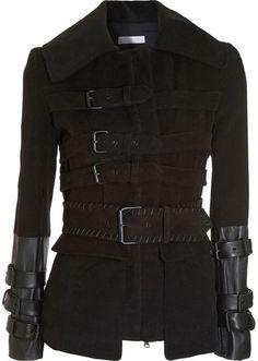 Altuzarra ~ Buckle Jacket