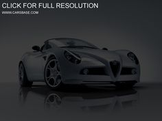 Alfa Romeo 8C Spider Foto # 52480 Spider Pictures, Car Pictures, Alfa Romeo 8c, Ford Shelby, Bmw 3 Series, Photo Galleries, Gallery, Pictures, Cutaway
