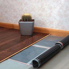 Infra fűtés. Olcsó fűtés, egészséges fűtés Home Heating Systems, Underfloor Heating Systems, Thermal Mass, Archi Design, Cabins And Cottages, Ping Pong Table, Herschel, House Plans, Living Spaces