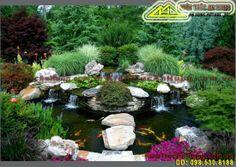 thiết kế vườn nhà đẹp