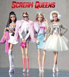 ♡Chanel #2 OMG . Ahhh there Barbie dolls! I want those soo bad