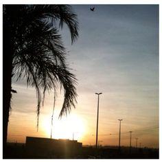 Fim de tarde. #Brazil #Brasilia