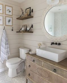 Before & After: Spa Bathroom Rises from the Rubble   Wayfair