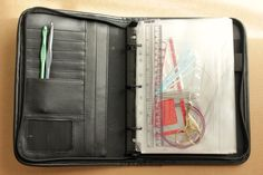 DIY Knitting Needle Binder CaseAfter 10 years of dealing with a heap of tangled knitting needles, I decided to organize them. After researching and researching, I finally decided on a mini binder with...