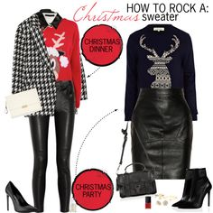 """""""CHRISTMAS SWEATER"""" by kwop-kilawtley on Polyvore"""