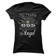 Love my Daddy 0315 - #funny tshirts #cheap sweatshirts. ORDER HERE =>…