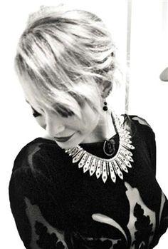 House of Harlow 1960 Olbers Paradox Drop Earrings as Seen On Nicole Richie