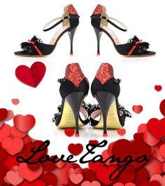 #love #tango #pretty #tangoshoes #commeilfaut #heels #lovetodance #dance #danceshoes #love #loveheart #heart #lovetango #milonga #milonguera