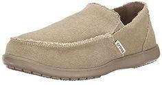 8d99258466387c Mens Santa Cruz Slip-On Loafer Khaki 12 DM US Loafers Lightweight Form-to