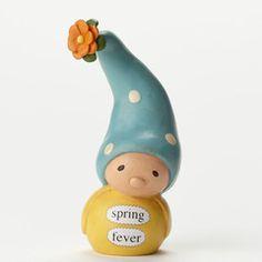 spring fever mini figurine Bea's Wees
