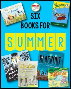 Smart Kids: Six Books for Summer