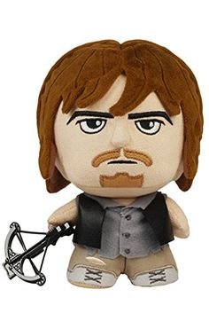 Funko Fabrikations Walking Dead  Daryl Dixon Action Figure -- More info could be found at the image url.