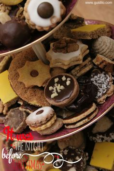 Recipes for czech christmas cookies Christmas Cookies, Cookie Recipes, Stuff To Do, Good Food, Easy Meals, Traditional, Desserts, Friends, Photos